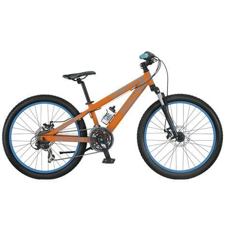 cykel scott voltage