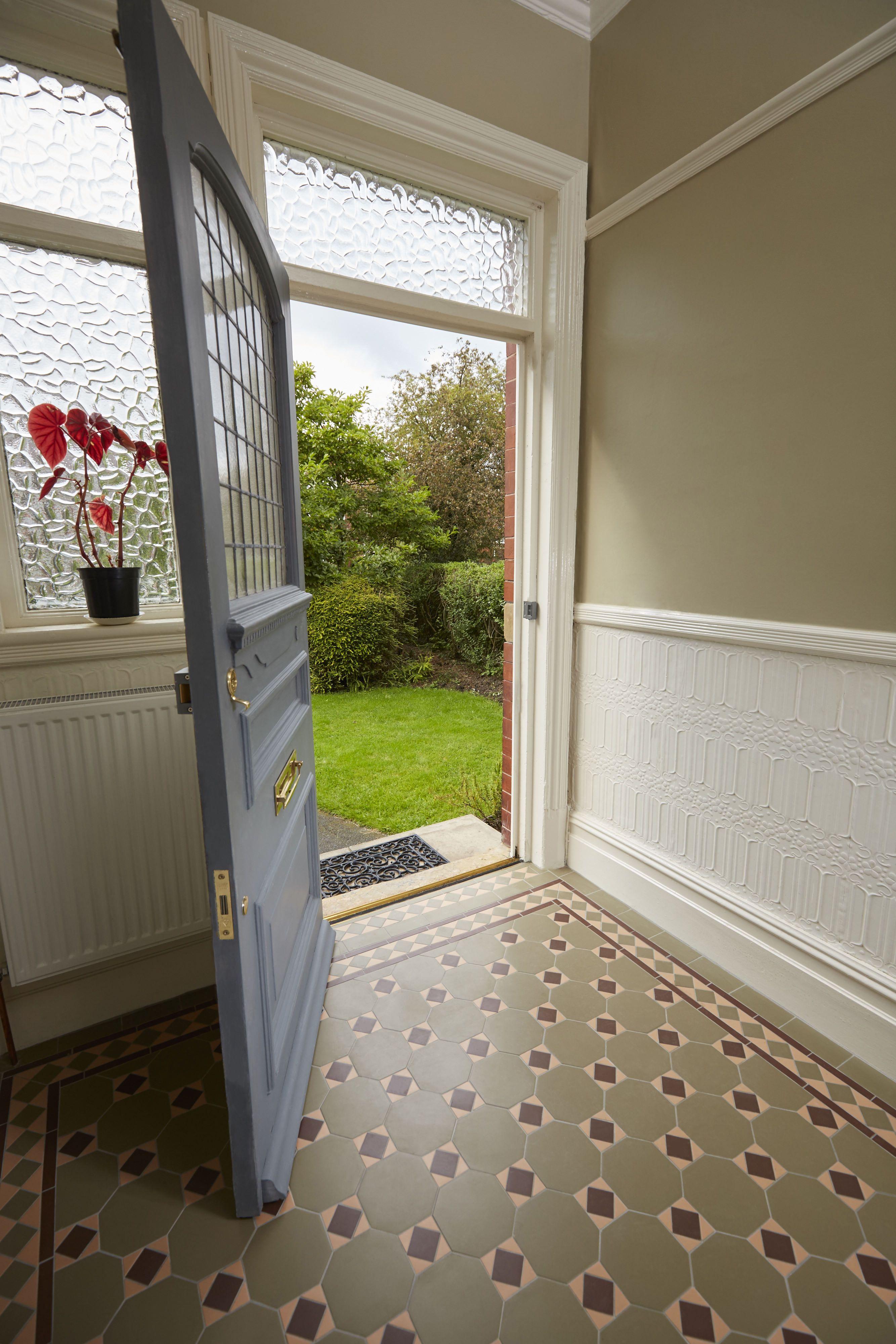 Victorian Floor Tiles Victorian Tiles Pinterest Victorian