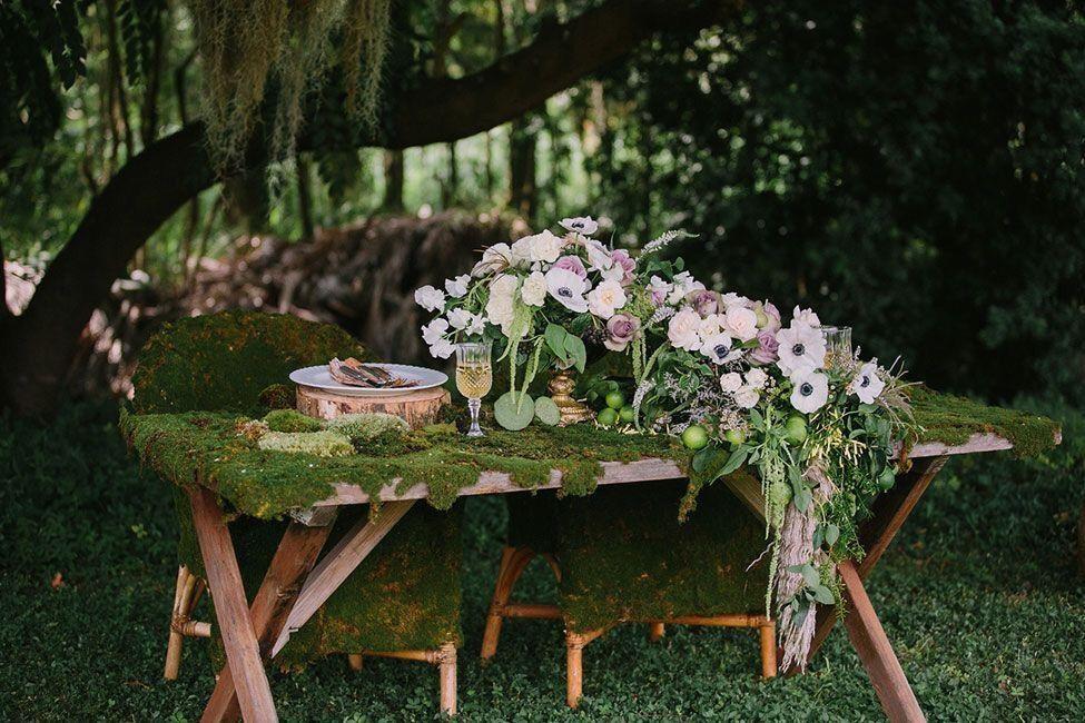 Forest wedding dream garden wedding enchanted forest