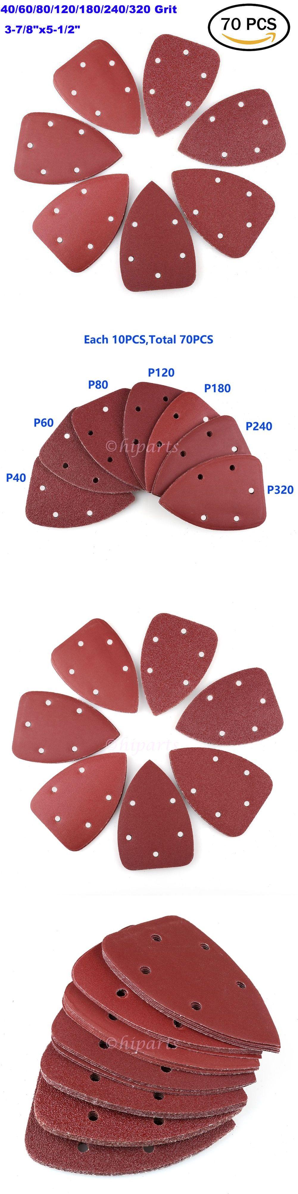 Sander Parts And Accessories 20796 Mouse Detail Sander Paper Sandpaper Sanding Discs Assorted 40 60 80 120 320 G Parts And Accessories Detail Sander Sandpaper