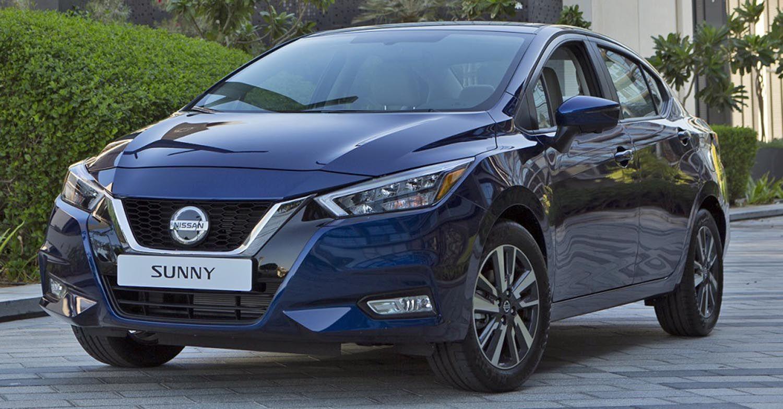 نيسان صني 2020 الجديدة كليا النقلة النوعية بالتصميم الجريء والمزايا التكنولوجية اللافتة موقع ويلز In 2020 Nissan Sunny Car Nissan