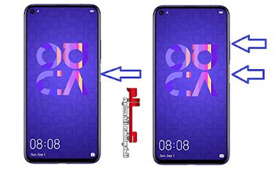 طريقة فرمتة و تجاوز قفل الشاشة هواوي Huawei Nova 5t Gaming Logos Logos Nintendo