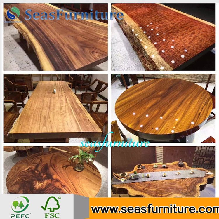 Economic And Efficient Good Quality Antique Acacia Slab Bar Top 100 Solid Wood Table For Wholesale Solid Wood Table Tops Cheap Dining Tables Solid Wood Table