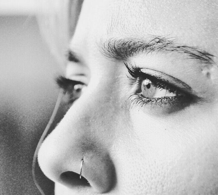 ''Quantas coisas cabem em um olhar! É tão expressivo, é como falar.''