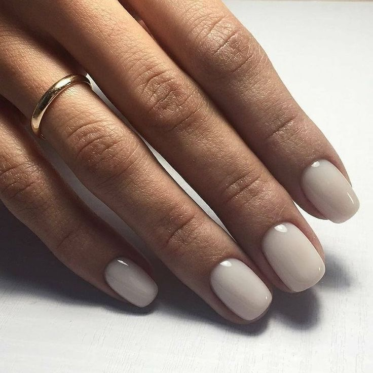 Neutral Nail Color Inspiration