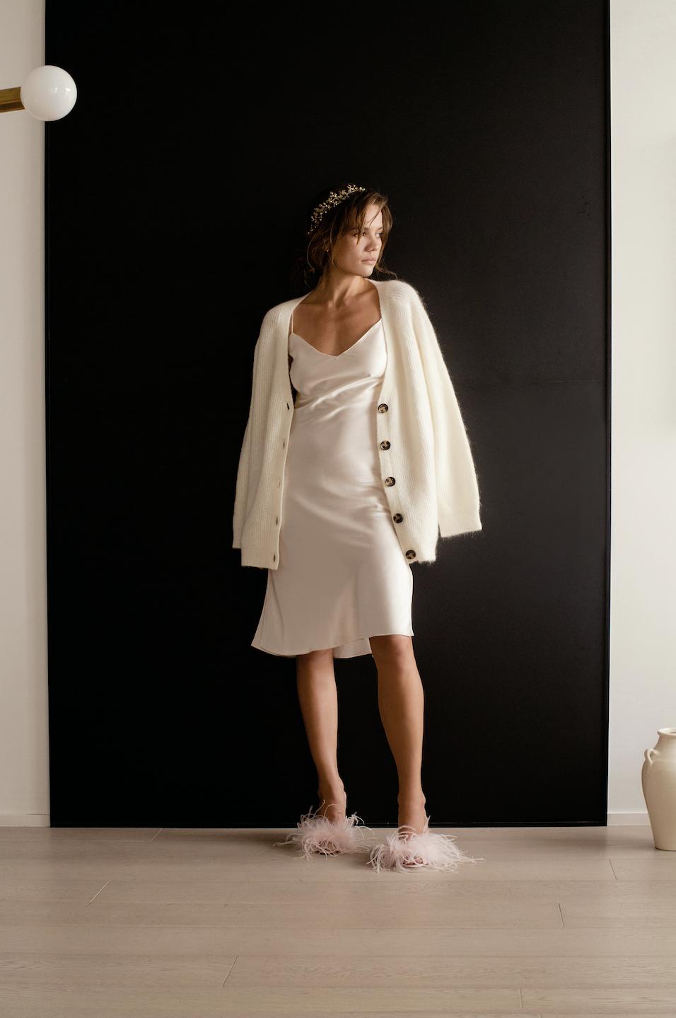 Silk Slip Silk Dress Layering White Silk Dress Elegant Silk Dress Elegant Slip Dress Slip Dre White Slip Dress Elegant Silk Dresses Slip Dress Outfit [ 1438 x 956 Pixel ]