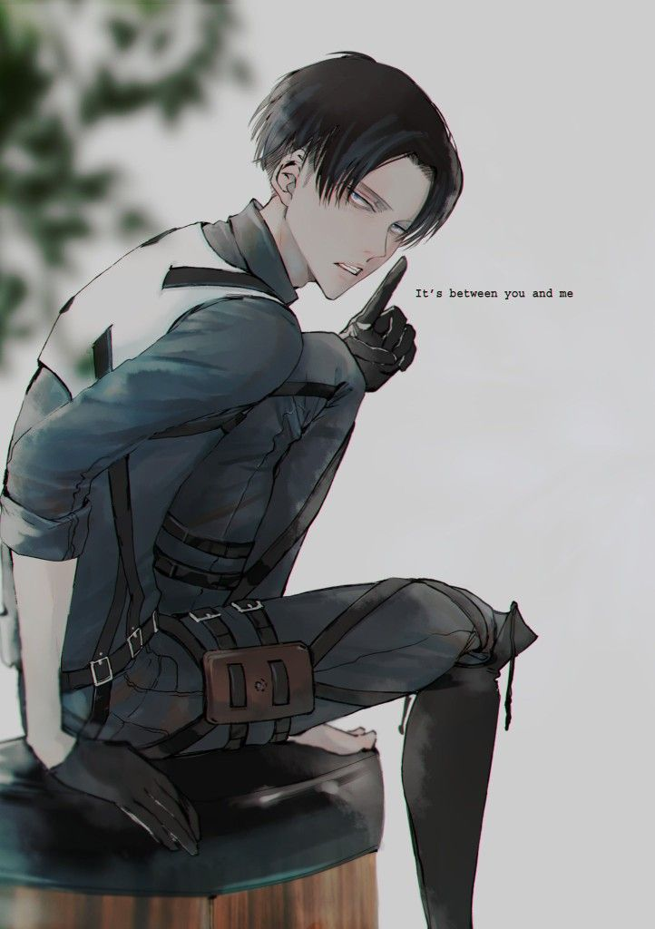 Levi Ackerman Attack On Titan Levi Levi Ackerman Anime