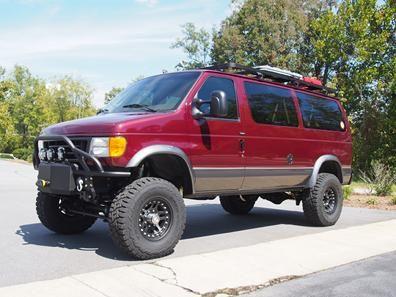 Ujointoffroad 4x4 Van 4x4 Van Conversion Van
