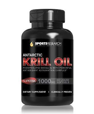 Pure Antarctic Krill Oil With Astaxanthin Double Strength With 1000mg Of Sup Krill Oil Organic Coconut Oil Good Massage
