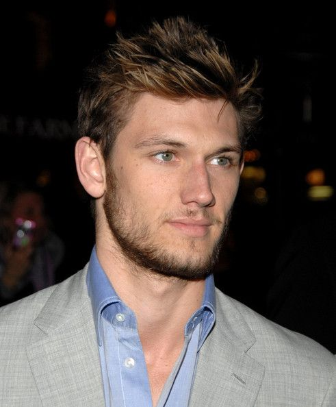 Alex Pettyfer. Ladies and gentlemen, rumor has it this is our Christian Gray. Not too bad....