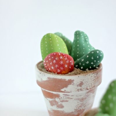7 Absolutely Fun Faux Cactus DIY Projects for Your Home ...