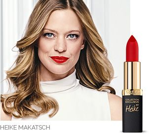 L'Oreal Colour Riche Exclusive Reds