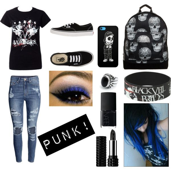 Punk and Black!