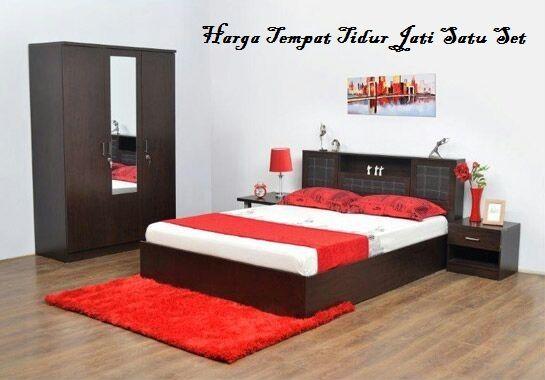 Ide Desain Tempat Tidur Simple Sekaligus Lemari Pakaian Harga