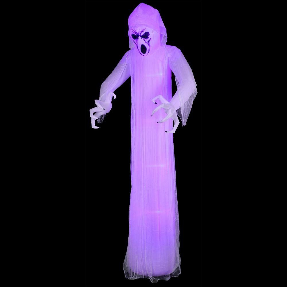 Home Accents Holiday 12 ft. Giant Inflatable Ghost With Giant ...