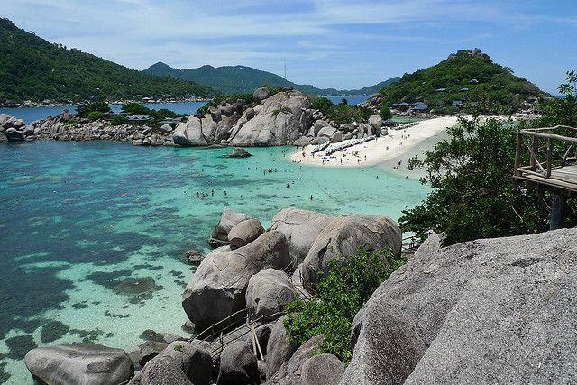 isla idílica (en Tailandia)