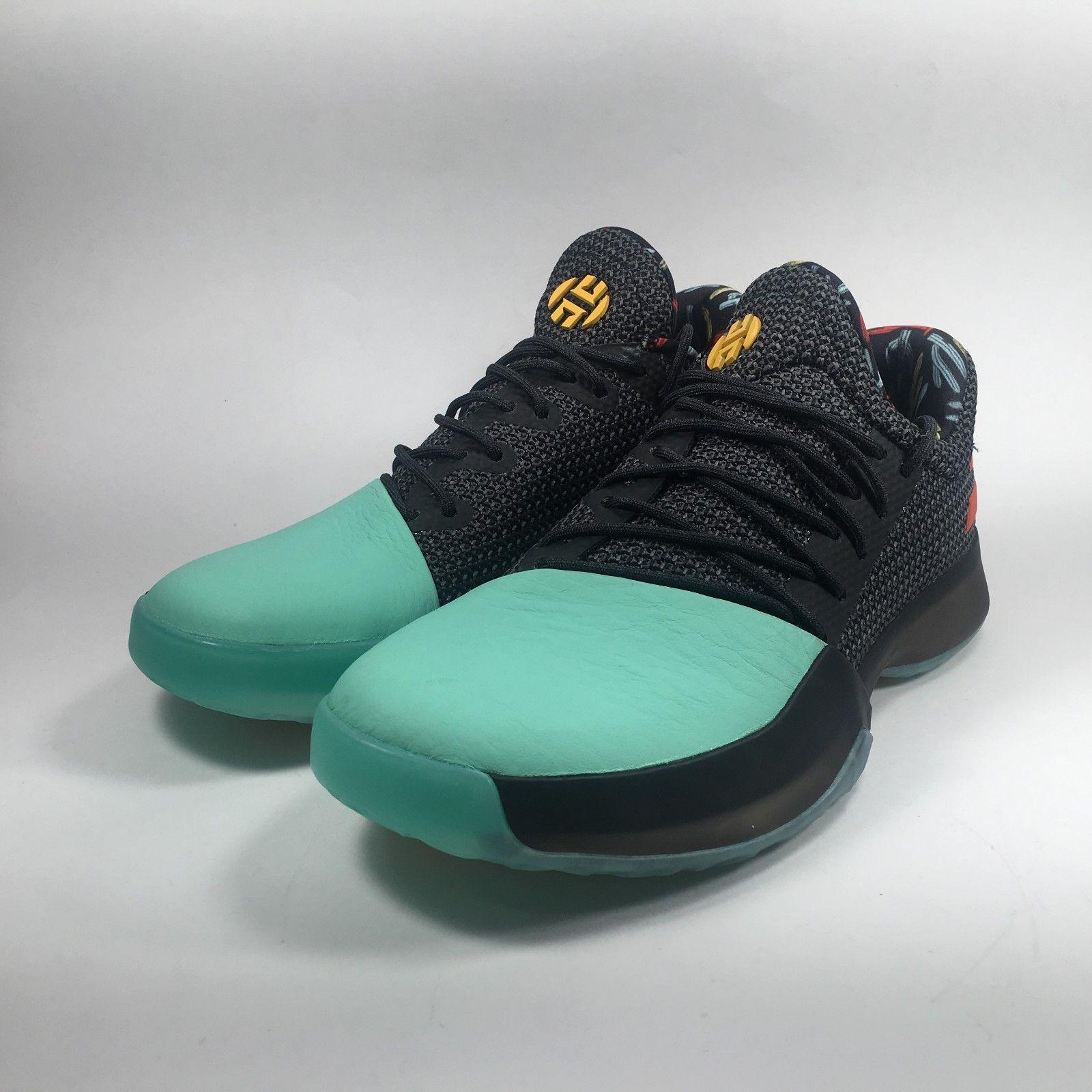 New Adidas James Harden Vol 1 Cactus
