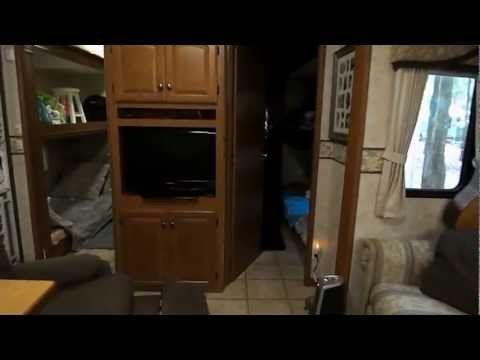 Glendale Titanium 36E41TBR - 3 bedroom | RV | Pinterest | Rv and ...