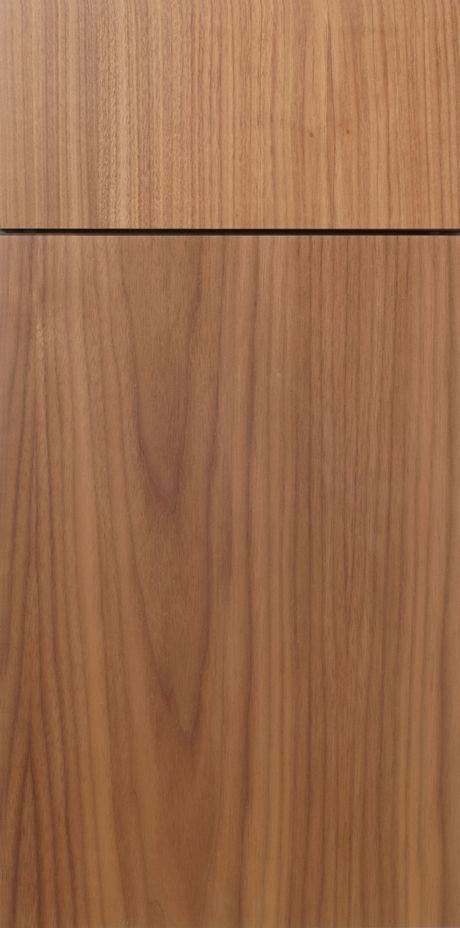 Contemporary Veneer Slab Cabinet Doors (S110 Commerce ...