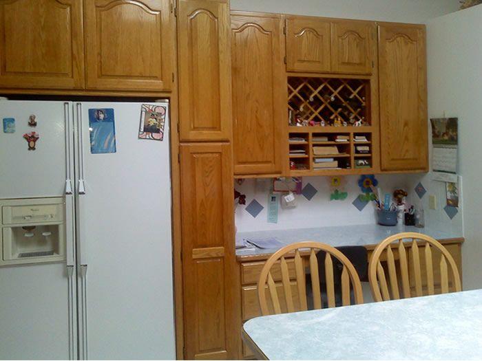 Awe Inspiring Kitchen Desk Cabinets Kitchens Remodeled Spokane Beutiful Home Inspiration Cosmmahrainfo