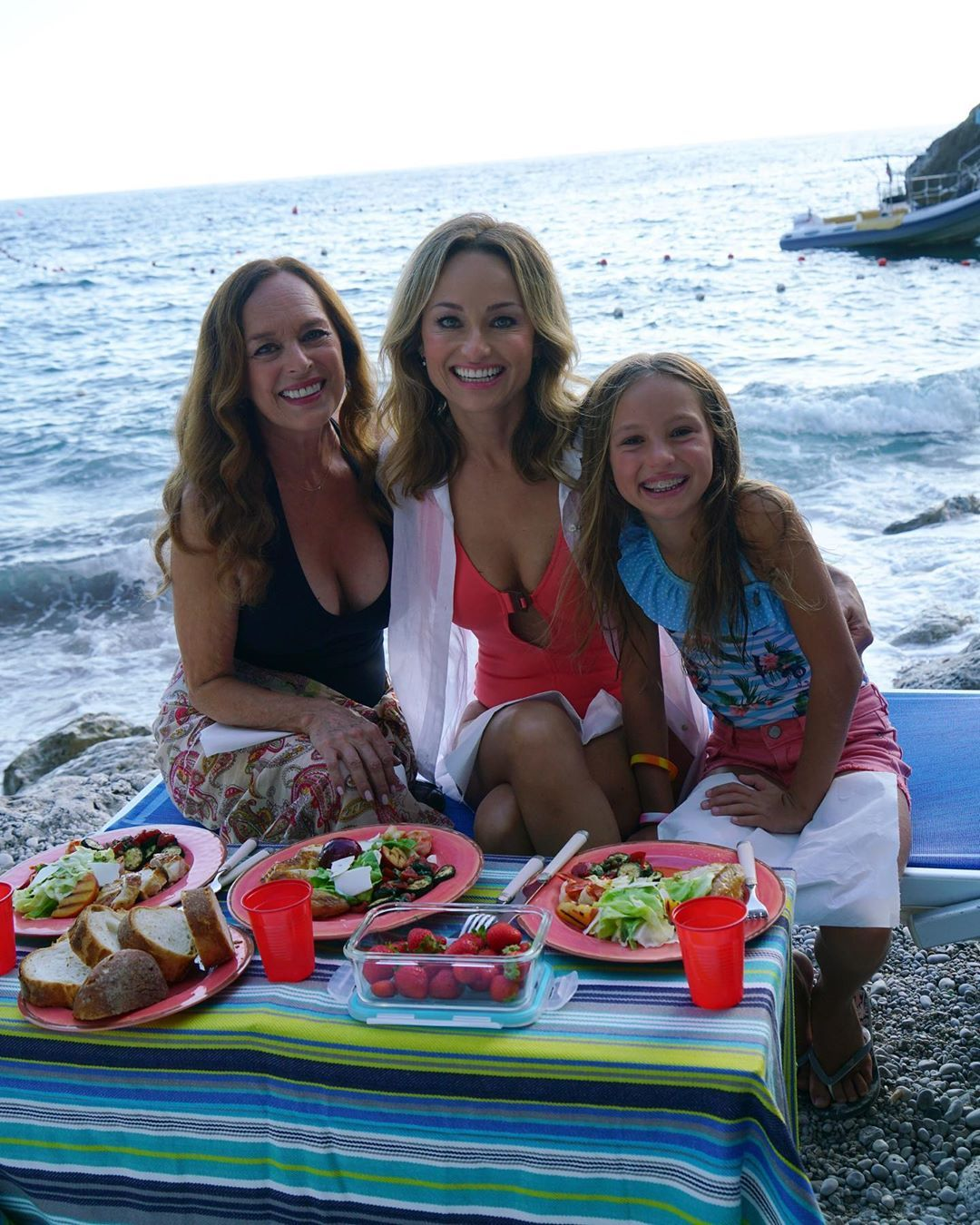 Giada De Laurentiis shared the empowering advice she gave