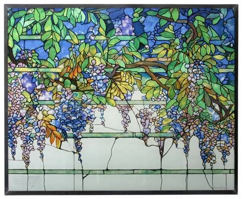Gl Window Panel Wall Hanging