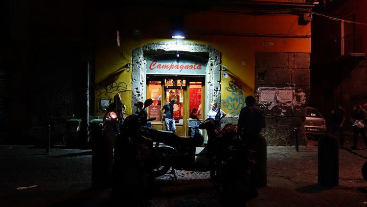 Blog Tache de Rousseur - Naples ITALIE Campagnola