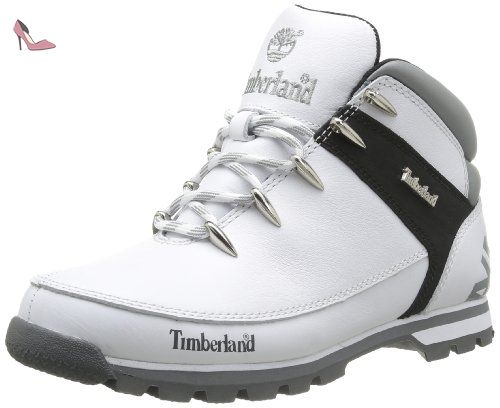 chaussures timberland hommes blanc