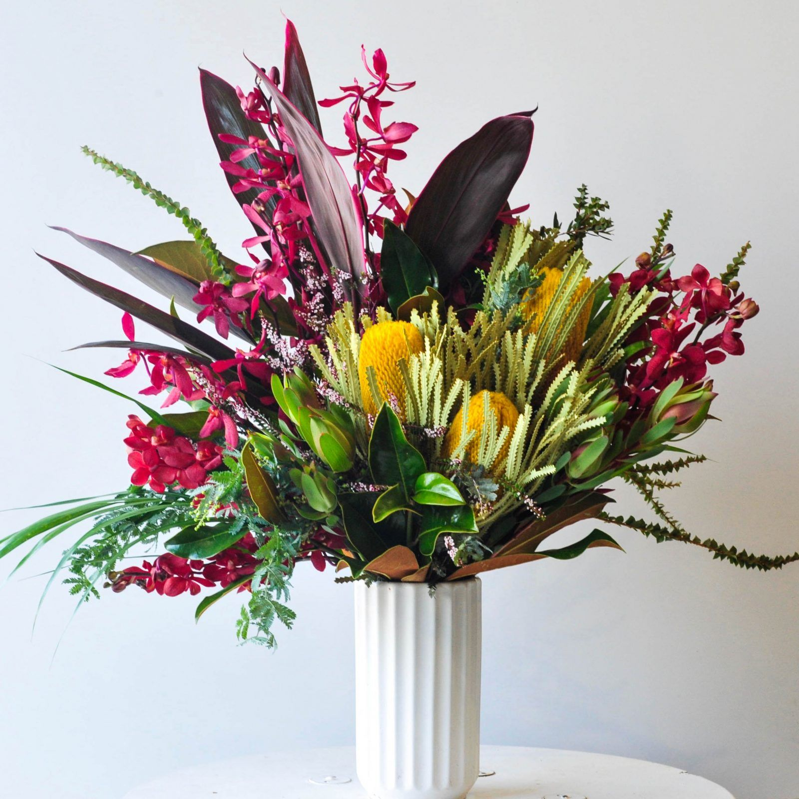 Arrangements The Flower Shed Melbourne Florist Same Day Delivery Arrangement Flower Delivery Vase Arrangements