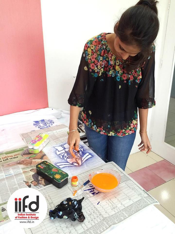 For Admission Process Call 91 9041766699 Or Visit Www Iifd In Iifd Best F Textile Design Courses Fashion Designing Course Fashion Designing Institute