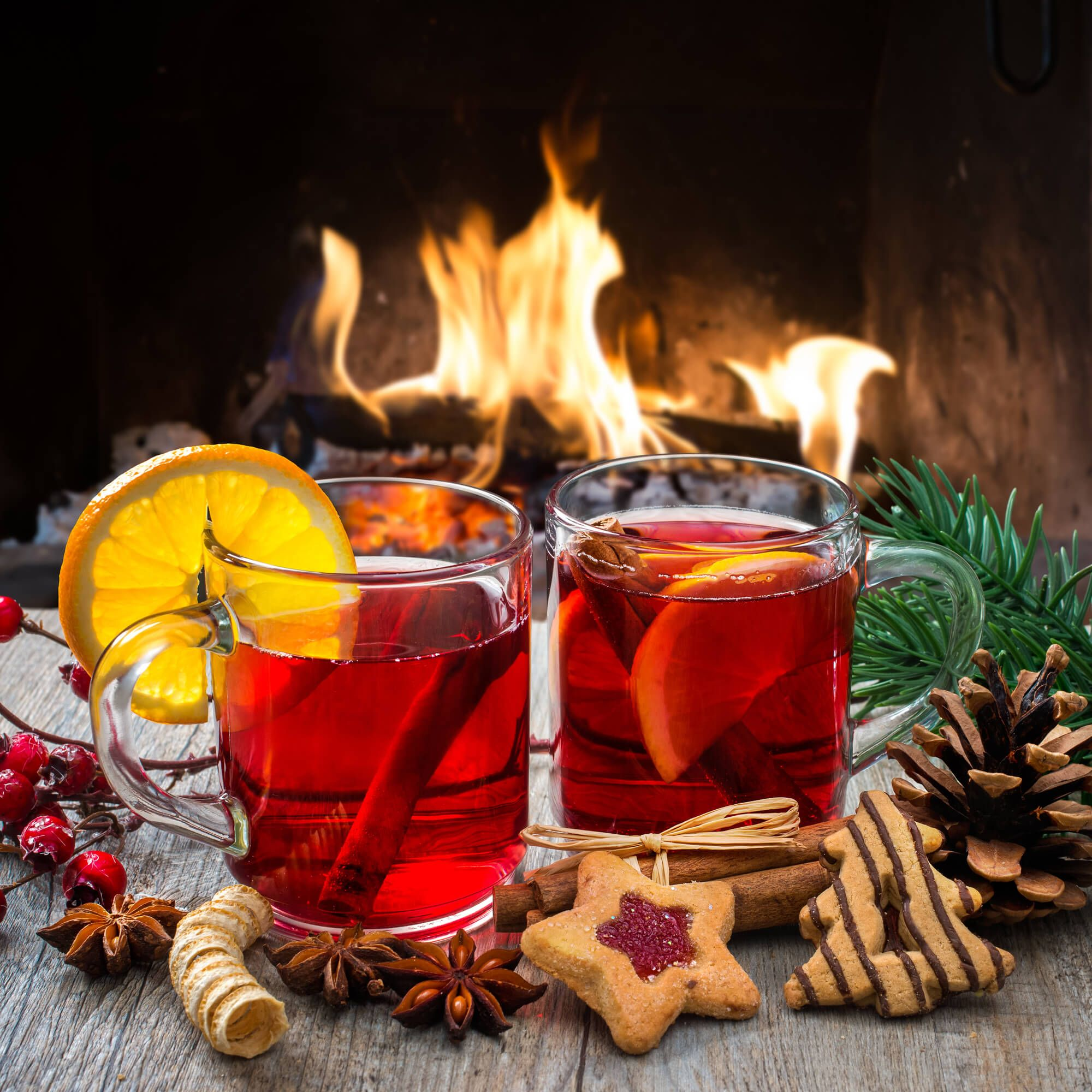 Kinderpunsch (German Non-Alcoholic Christmas Punch