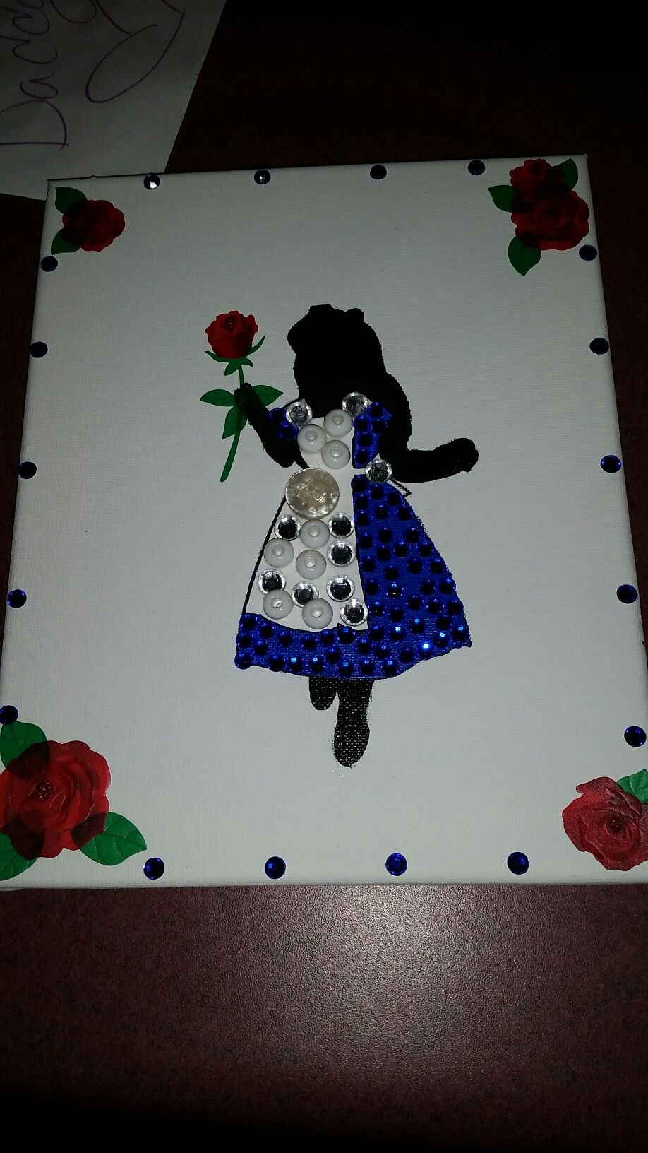 Alice in wonderland silhouette button art disney Alice and wonderland art projects