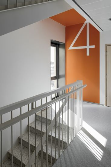 Helsingin Studio, Residential Building, Helsinki, Finland - LAHDELMA & MAHLAMÄKI ARCHITECTS