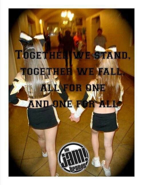 Cheer sisters | Cheer | Cheerleading quotes, Cheer quotes