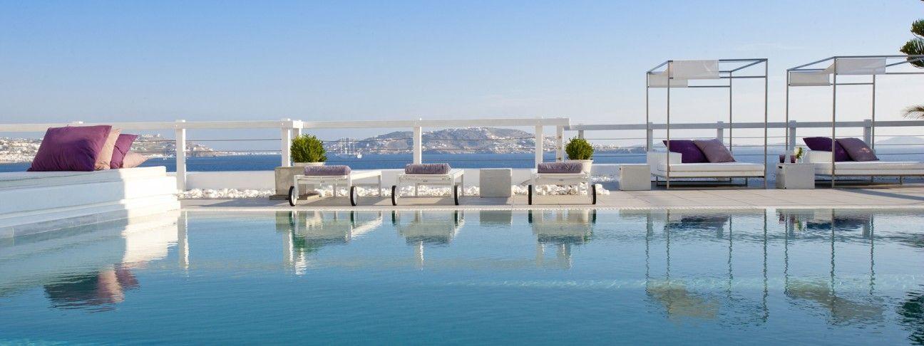 Grace Mykonos Hotel Aegean Islands Greece