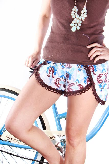 Pinwheel Shorts Free Pattern We Used To Make These In The -3235