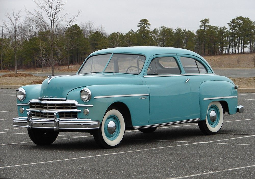 1949 dodge wayfarer 2 door sedan dodge 1925 1949 pinterest 1950 Dodge Wayfarer Convertible 1949 dodge wayfarer 2 door sedan