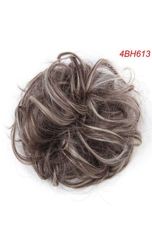 Chignon postichecurly short hair extensionchignon hair bun chignon postichecurly short hair extensionchignon hair bun styling18 colors pmusecretfo Gallery