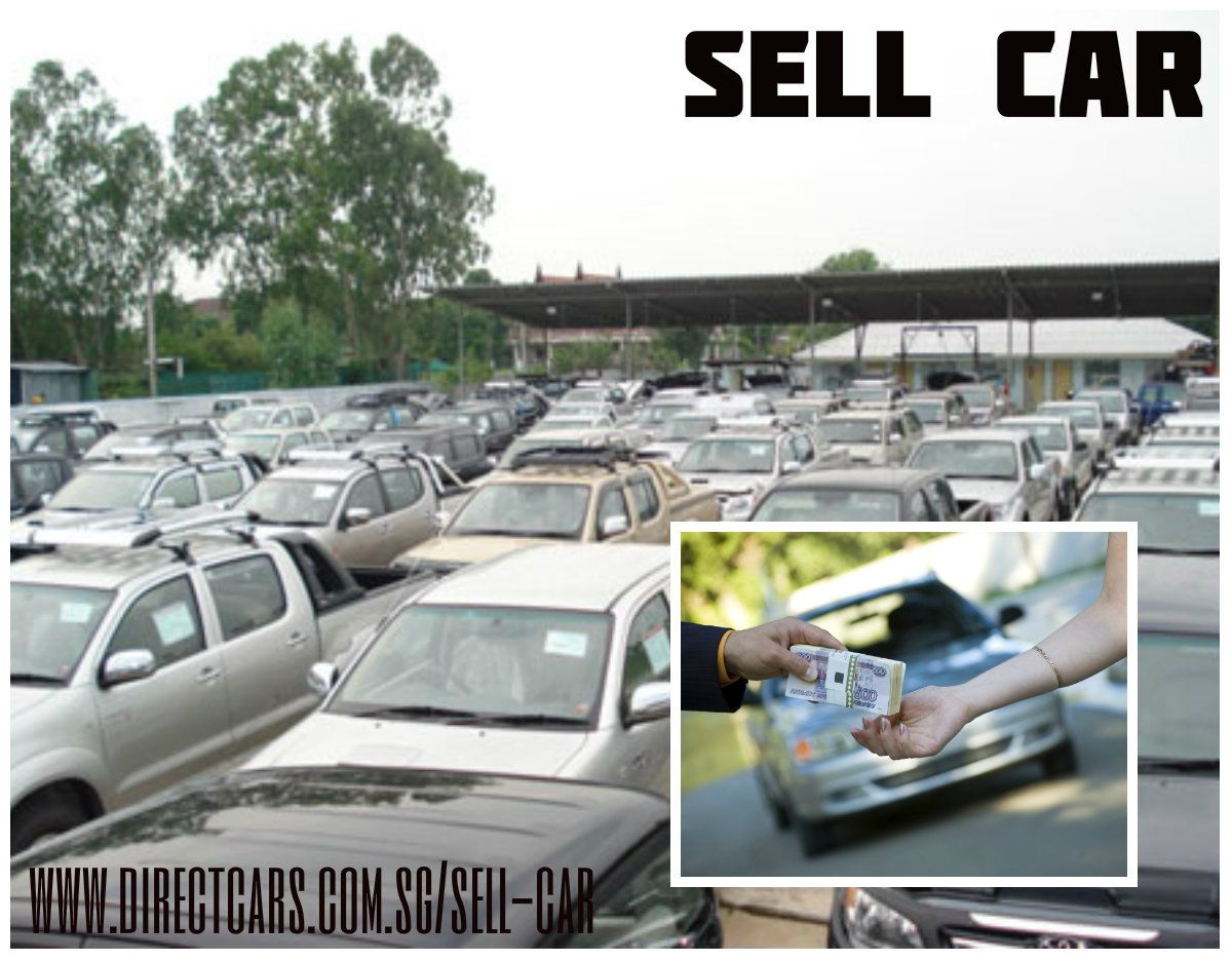 Sell A Old car with easy and quickly on Direct Cars and get ...