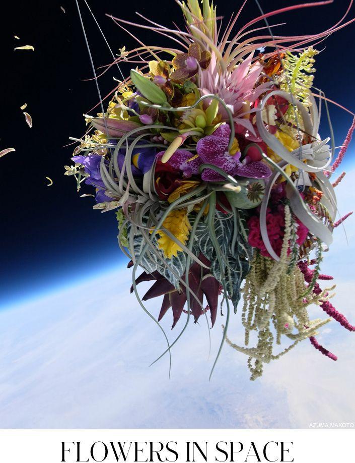 T Magazine With Images Azuma Makoto Flower Art Flower Artists