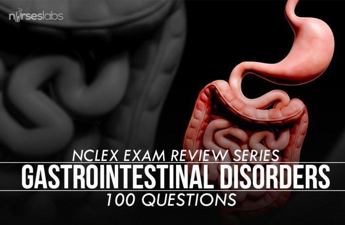 Quiz #2: Digestive System Disorders NCLEX Practice Exam (100