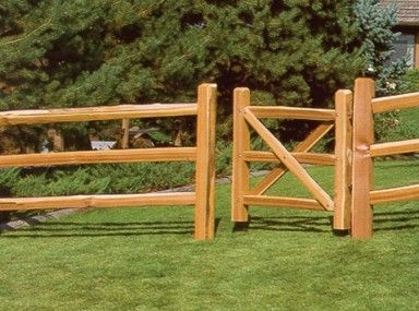 Pleasant Exterior Fence Styles and fence by design Fence and Gate