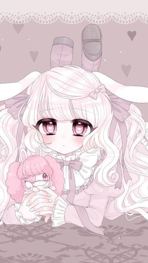 Anime Pastel Aesthetic Anime Anime Art Girl Anime Art