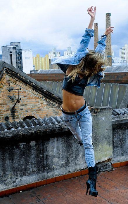 .Blue Jeans
