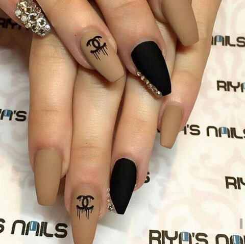 Chanel Nails On Fleek Nails