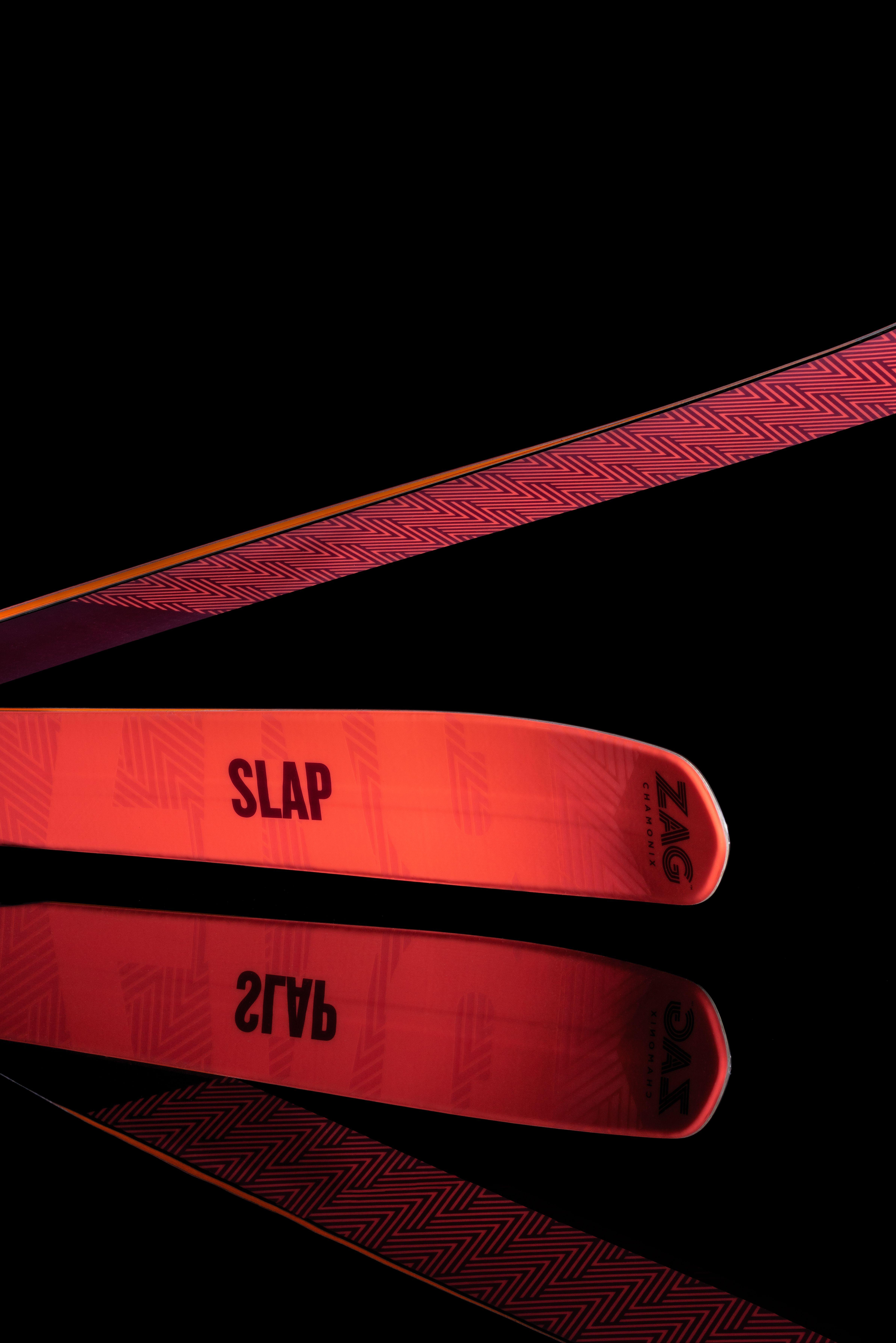 Freeride Powder Ski Slap Zag Skis
