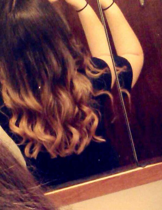 My best friend's hair! ❤️