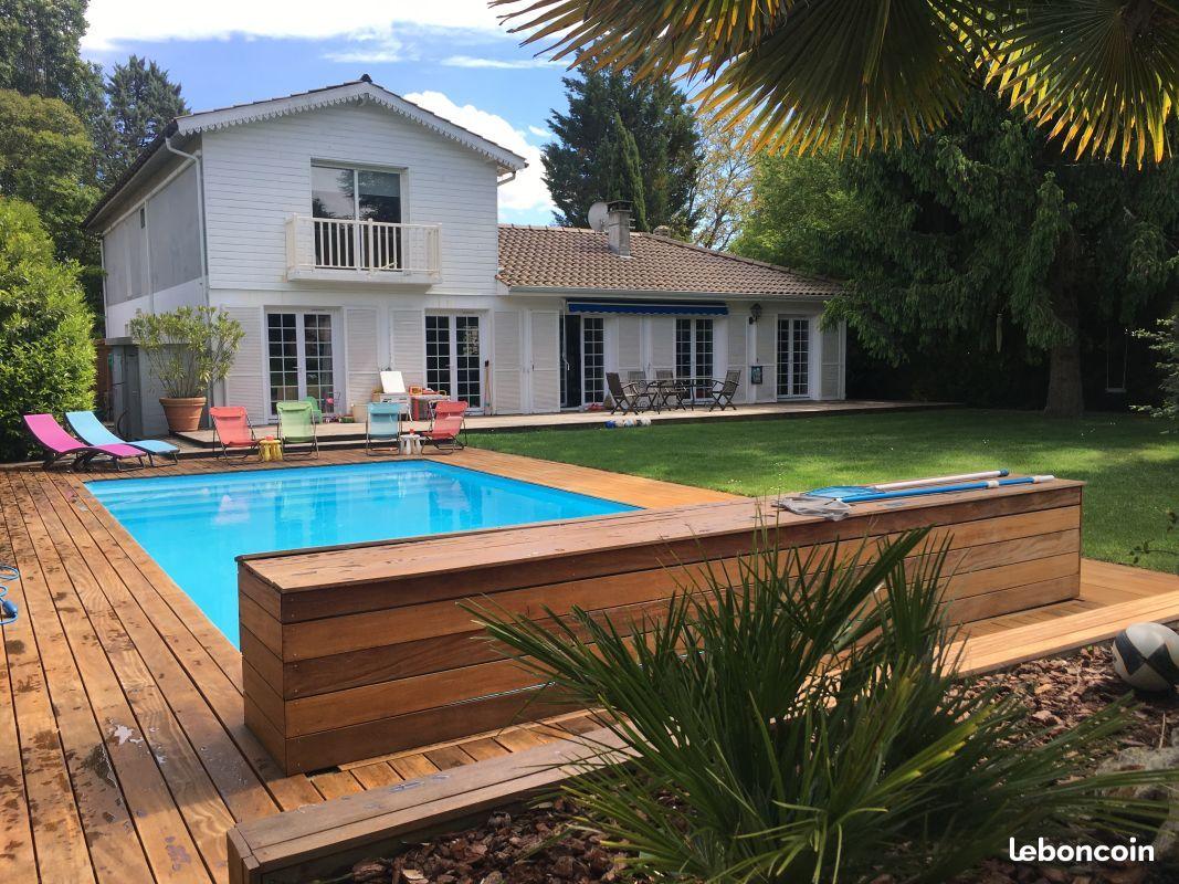 Belle Villa Calme Sud De Bordeaux Avec Piscine Locations U0026 Gîtes Gironde    Leboncoin.fr