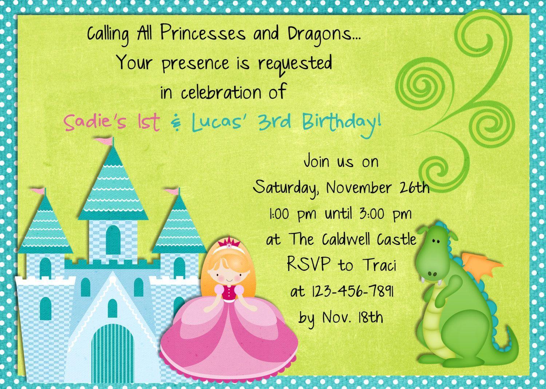 birthday invitation : custom birthday invitations - Free ...