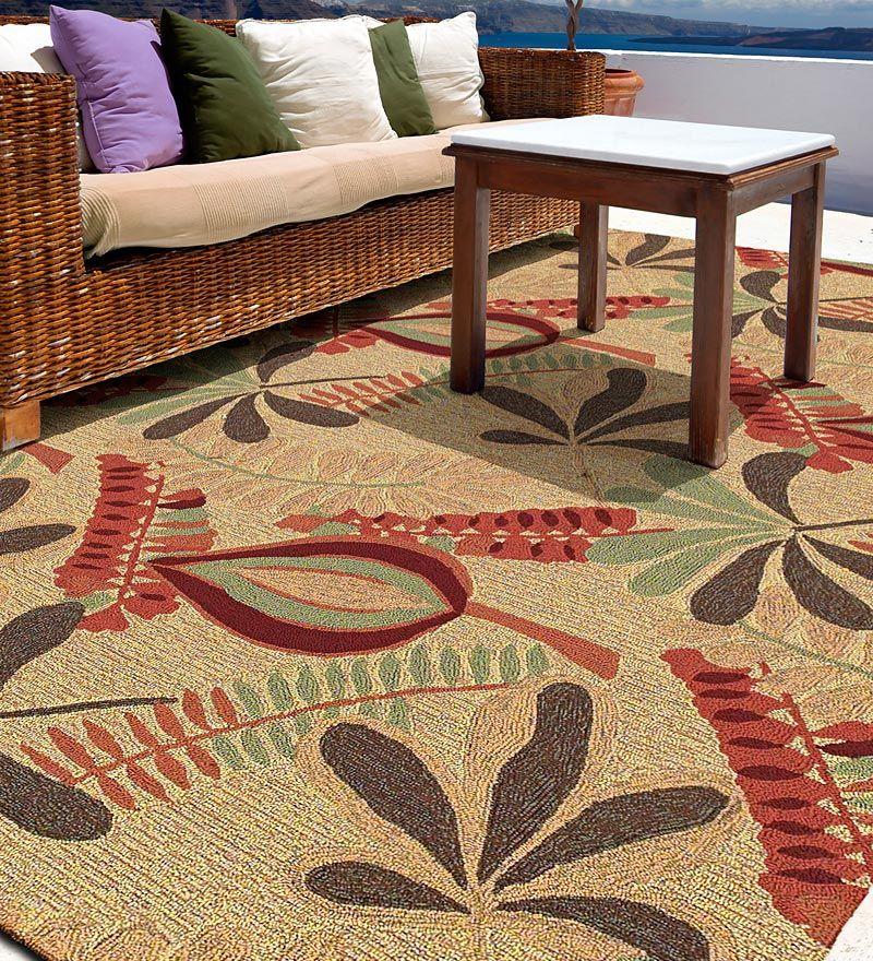 Tybee Indoor Outdoor Polypropylene Rugs Patio Pinterest Patio